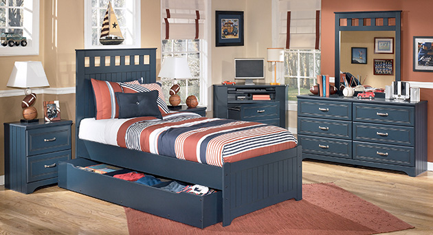 Kids and Teens Bedrooms and Bedroom Sets